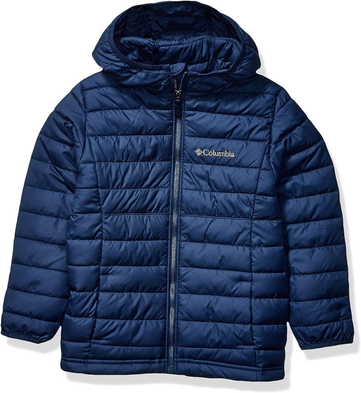 Columbia boys Powder Lite Boys Jacket