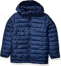 Columbia Powder Lite Hooded Winter Jacket