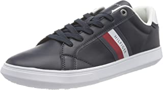 Tommy Hilfiger ESSENTIAL LEATHER CUPSOLE Men's Sneaker