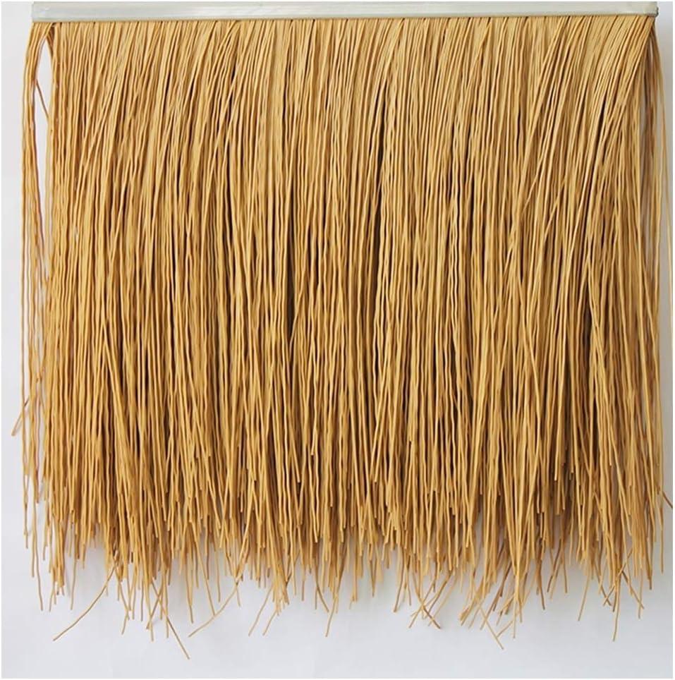 Palm sale Chicago Mall thatch Plastic Simulation Thatch Roof Grass Fur Natural De