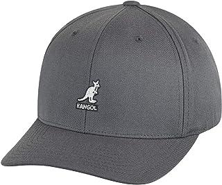 قبعة بيسبول ملائمة مرنة من الصوف للرجال من مجموعة كانجول الرياضية