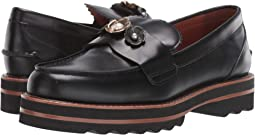COACH Lenox Loafer,Black