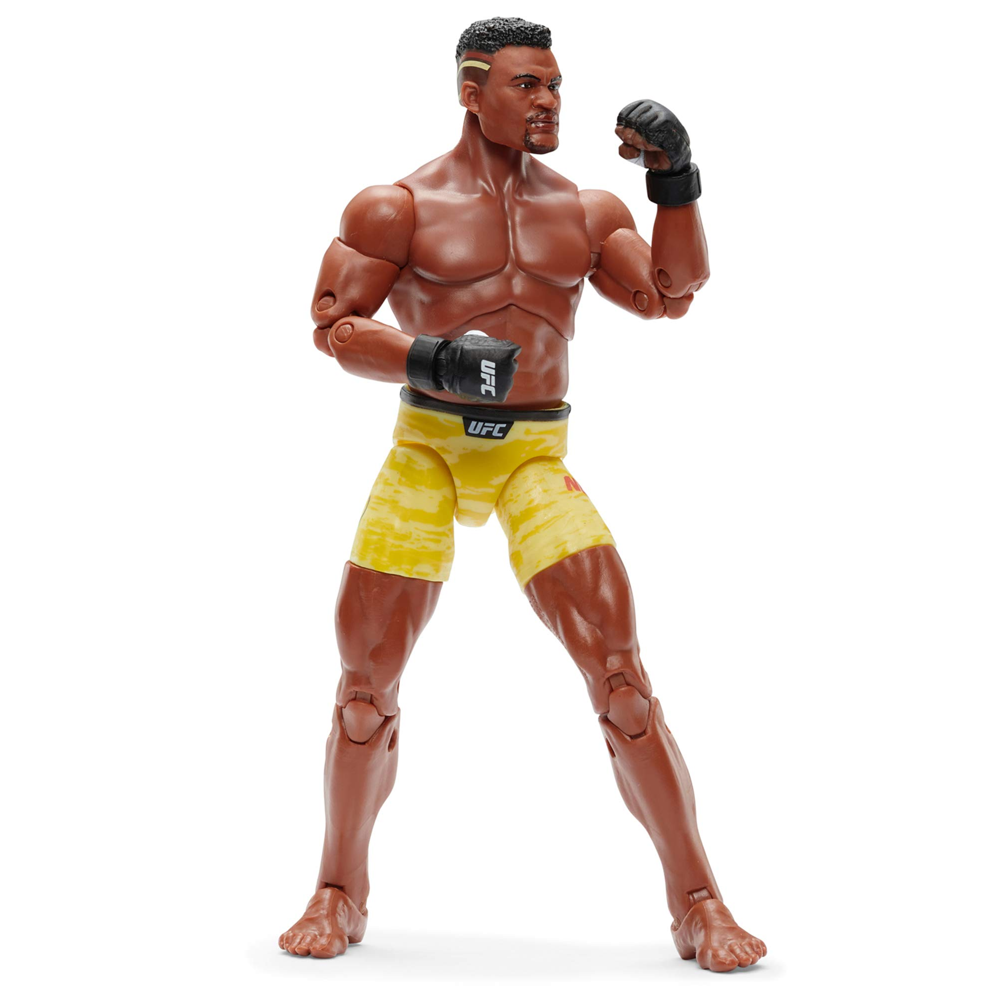 UFC Ultimate Series Francis Ngannou Action Figure - 6.5 Inch Collectible
