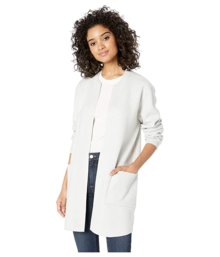 Cupcakes and Cashmere Westlake Soft Knit Jacket (Heather Ash) Women