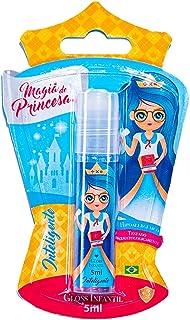 Gloss Infantil Inteligente Hipoalergênico, Magia De Princesa, Inteligente
