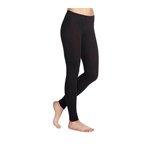 4f06e085aa127 LessThanTenQuid Missloved ® Plain Stretchy Viscose Lycra Leggings Sizes UK  8-26 * 30 Colours