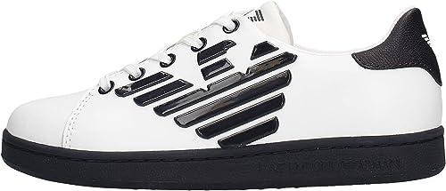 Emporio armani - sneaker da bambino XSX006-B139