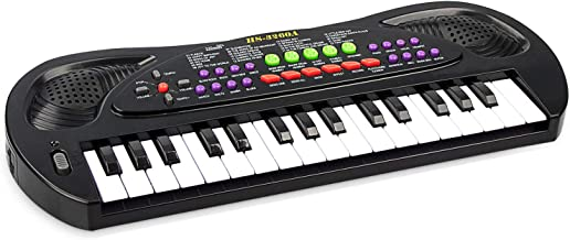 aPerfectLife Kids Keyboard Piano, 32 Keys Multifunction Port