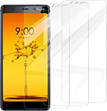 [3-Pack] JUMPY for Nokia 5.1 / Nokia 5 2018 Screen Protector, 9H Hardness Premium Tempered Glass with Lifetime Replacement Warranty