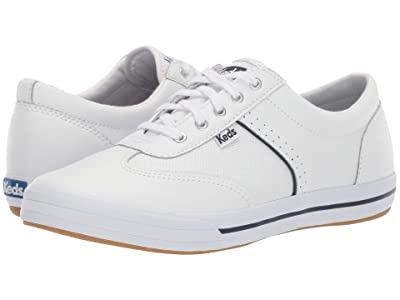 Keds Courty Leather (White) Women