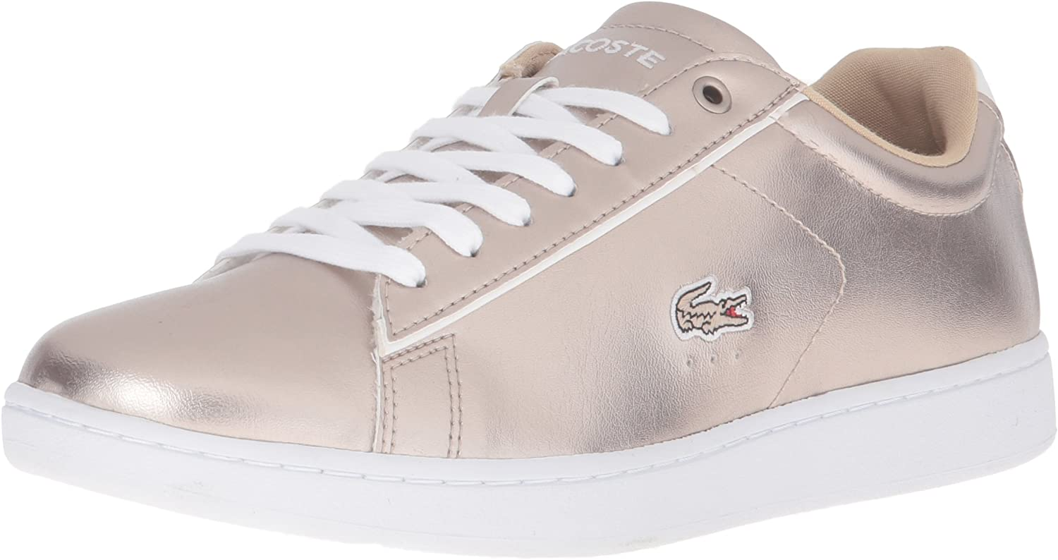 Lacoste Womens Carnaby Evo 316 2 SPW Fashion Sneaker Fashion Sneaker