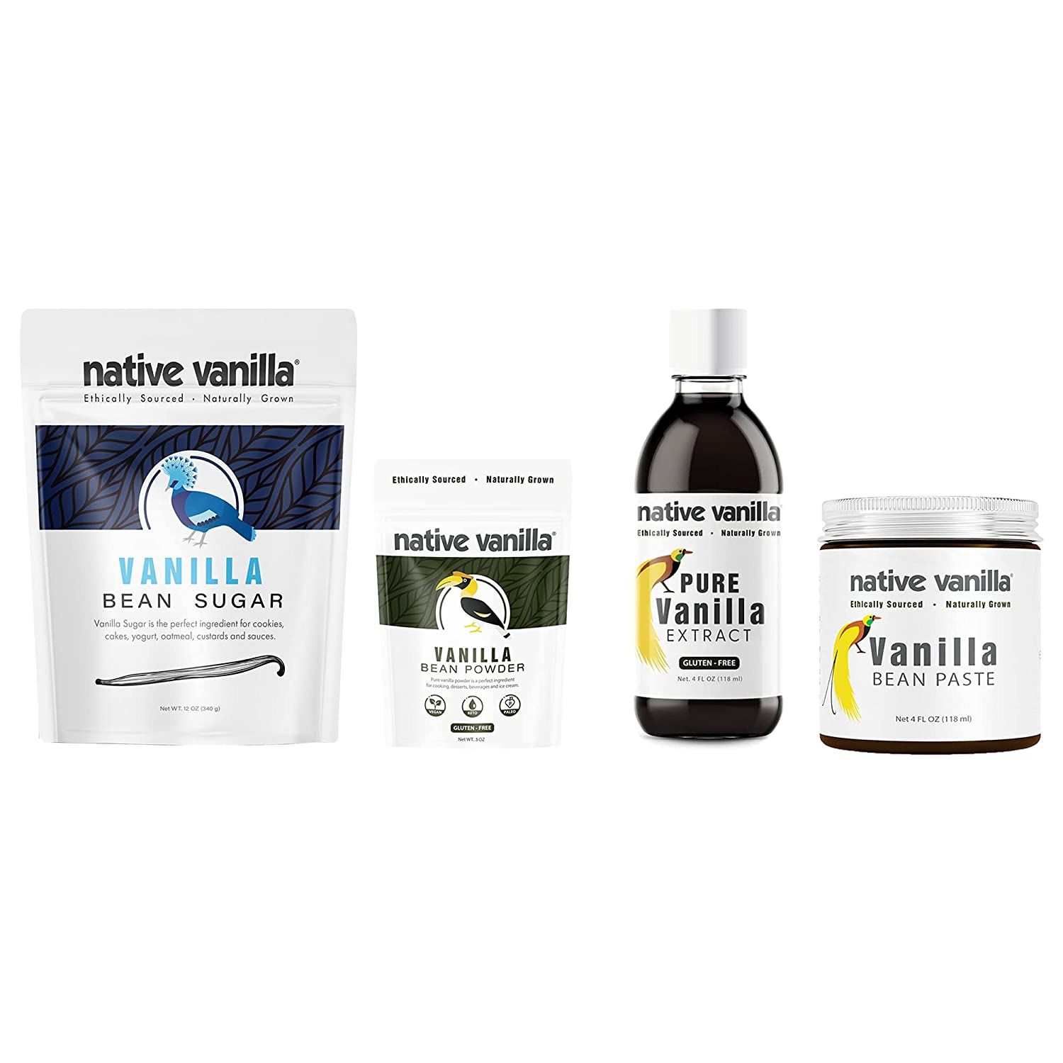 Native Louisville-Jefferson County Mall Vanilla – Bakers High quality Kit - Past Bean All Natural