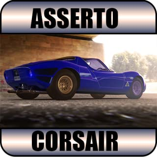 Asserto Racing Corsair 2020