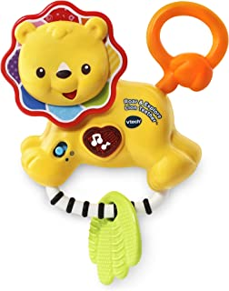 VTech My First Lion Rattle Electronic Toy, Multi-Colour, VT80-508200
