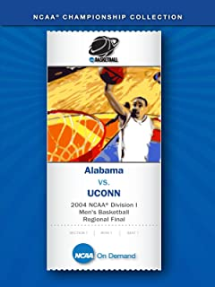 2004 NCAA(r) Division I Men's Basketball Regional Final - Alabama vs. UCONN