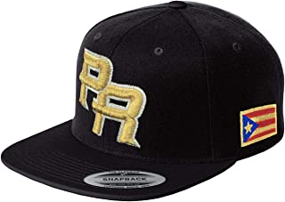 Adjustable Denim Caps Puerto Rico Distressed Flag Baseball Dad Hats Nuyorican Rican Flag Snapback Hat for Women Men
