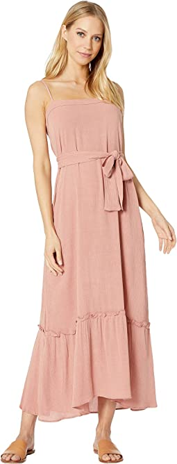 Margo Maxi Crinkle Dress