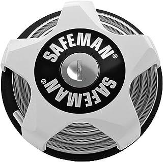 SAFEMAN® multifunktionellt kabellås, vit