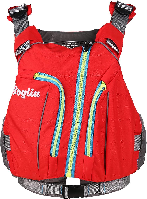 Boglia Manufacturer direct delivery Product Swim Vest Jacket for Adult PVC Sw Floation Swimsuit