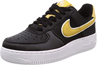Scarpa Nike Air Force 1'07 Essential Donna Nero from