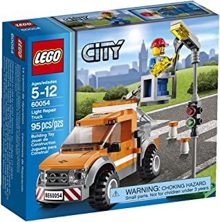 LEGO City Great Vehicles Light Repair Truck 60054