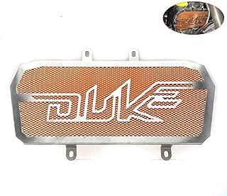 Qxkl Protector de la Parrilla del Bisel del radiador del Motor de la Motocicleta, para