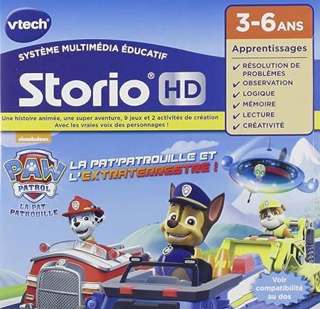 VTech 272005 – Juego para Tableta Storio HD
