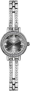 Time100 Women Quartz Bracelet Watch Fashion Diamond Alloy Plating Case&Band Watches for Ladies/Girls
