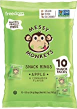monkey snacks for kids