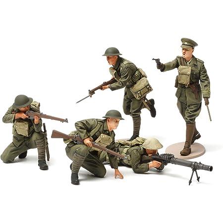 ICM35301 ICM Models 1//35 British Infantry 1917-18 4
