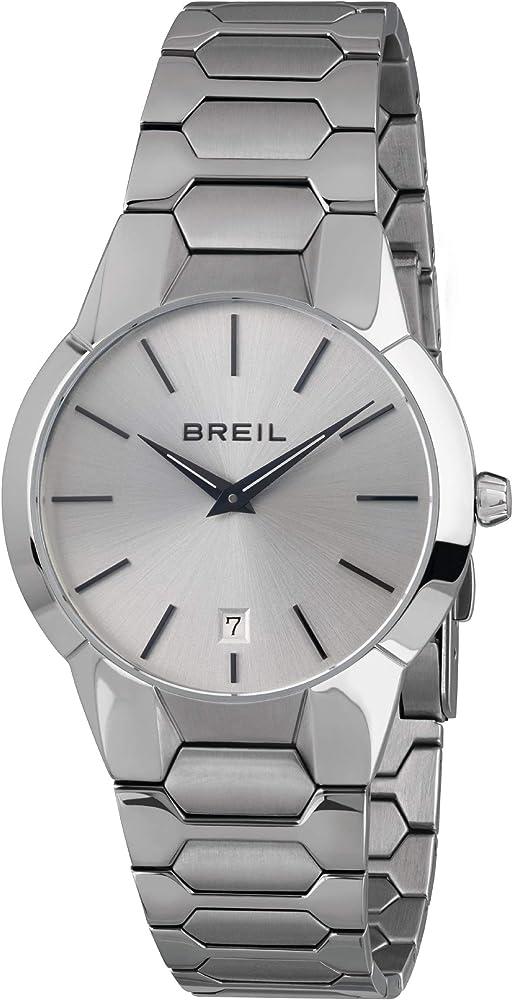 Breil orologio per donna modello new one con bracciale in acciaio TW1852