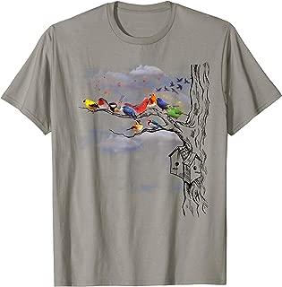 Best bird tee shirts Reviews