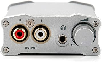 iFi Audio Nano iDSD LE Portable DAC and Headphone Amplifier. Use with Smartphones/DAPs/Tablets/Laptops