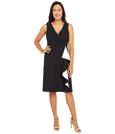 LAUREN Ralph Lauren Lovina Sleeveless Day Dress Women