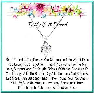 Onepurposegifts For Best Friend, Best friend Necklace, best friend Birthday, Lon
