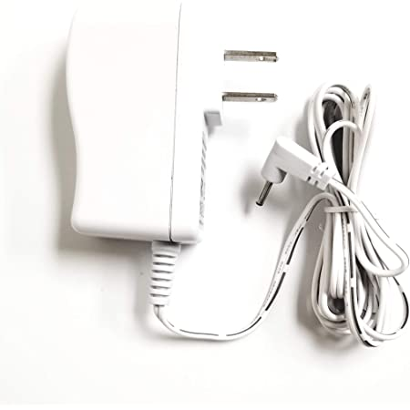 Sound Audio Baby Monitor Charger Power Adapter UL Listed Parent /& Baby Units Parent Unit ONLY DC 6.0V 6.6Ft White Power Cord for VTech DM221 DM221-2 DM223 DM251 More with DM111 DM112 DM222 DM271