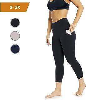 dbdb831e88fa7 Women's Activewear Control Top Leggings: Designer Quality High Waist Yoga  Pants with Tummy Control