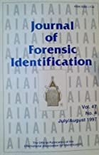 Memories of Elliott Hensel, A Pragmatic Criminalist / A Dry Fluorescent Magnetic Particle for Use With Magnetic Fingerprint Powders / Prosthetic Devices in Positive Identification of Human Remains (Journal of Forensic Identification, Volume 47, Number 4, July/August 1997)