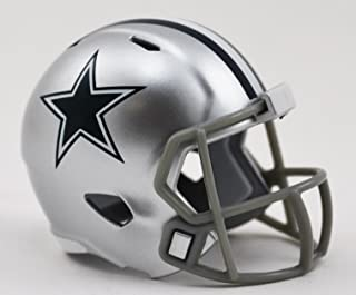 Dallas Cowboys NFL Cupcake/Cake Topper Mini Football Helmet