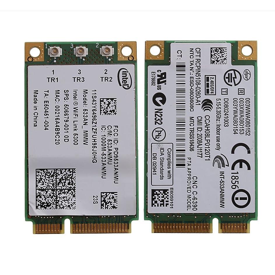 Bbbbaby X200 X301 W500 T400用Intel 533AN_MMW WIFI 5300カード