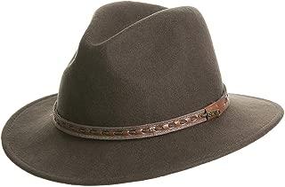Sierra Crushable Wool Safari Hat