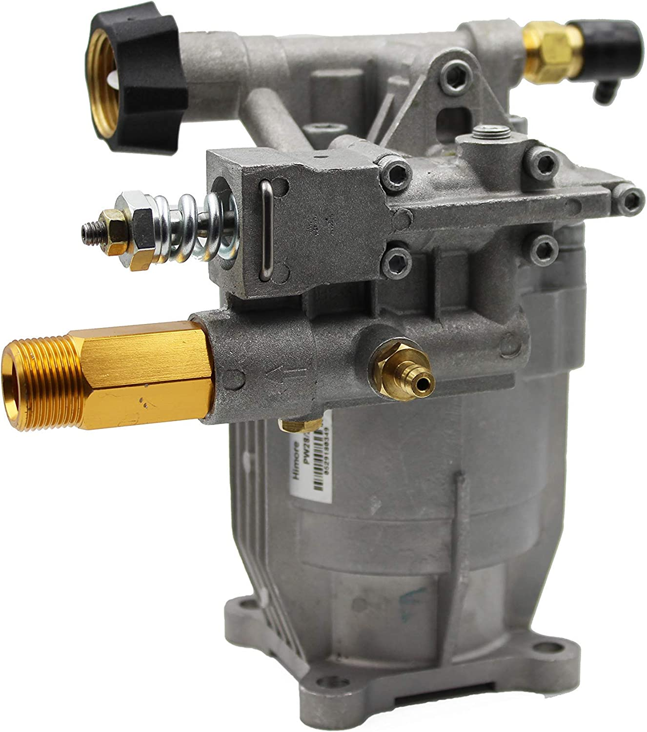 """PEGGAS Max 55% OFF Horizontal Pressure Washer Pump - OFFer 4"""" MAX 3 Shaft"""