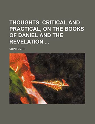 Amazon ae: thoughts critical and practical on the book of revelation
