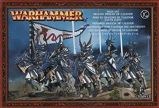 Warhammer High Elves: Dragon Princes Of Caledor Citadel Miniatures Set