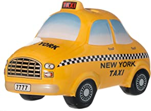 Artisan Owl New York City Taxi Ceramic Piggy Money Bank - Officially Licensed