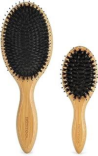 Best nylon bristle brush for hair Reviews