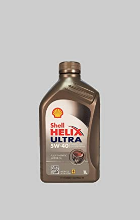 Shell 550040753 Helix Ultra Engine Oil 5W-40
