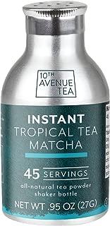 10TH AVENUE TEA Tropical Instant Tea Powder, 0.95 OZ