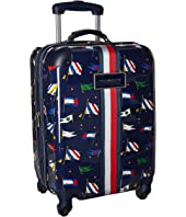 "Tommy Hilfiger TH-649 Safe Harbour 21"" Upright Suitcase"