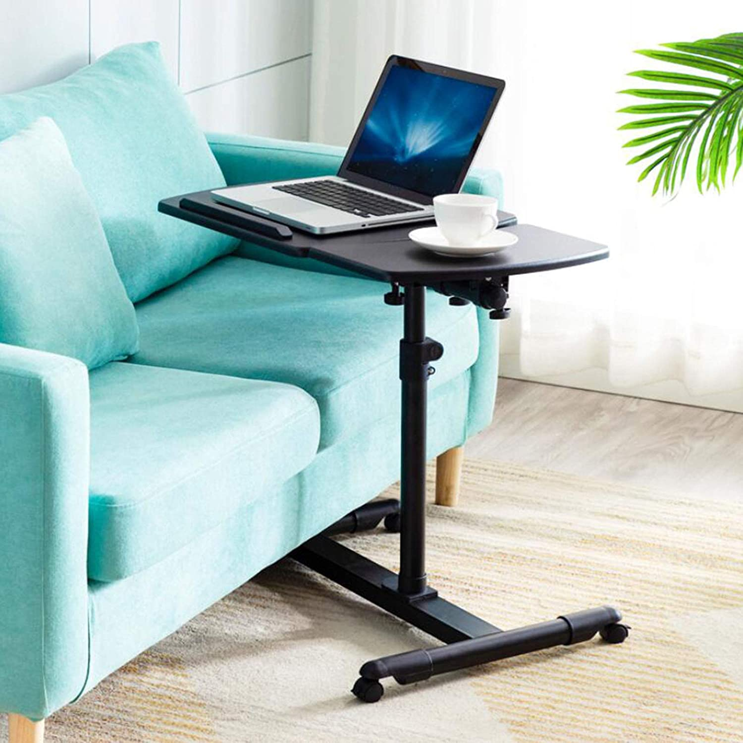 CGBF-Portable Easy-to-use Tilting Mobile Laptop Computer At the price of surprise with Cart Desk Mous